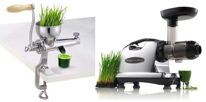 best juicer for wheatgrass