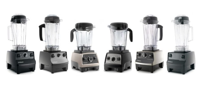 quietest vitamix blender