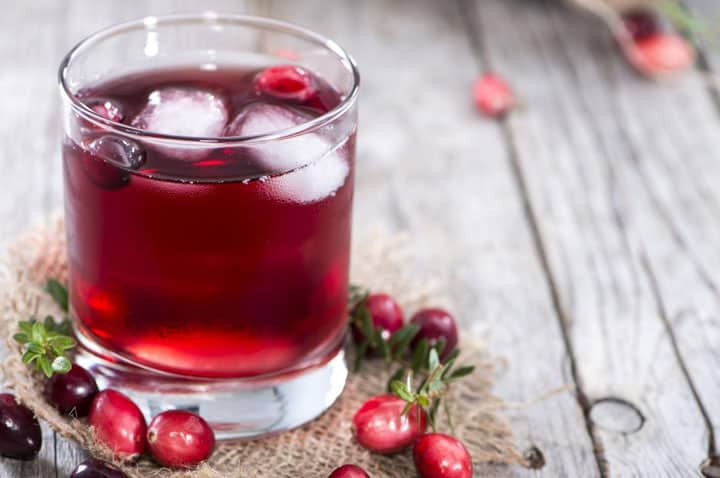 how to make cranberry juice taste better