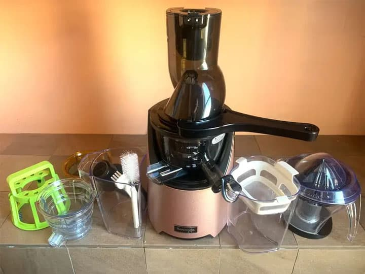 how to clean jack lalanne juicer