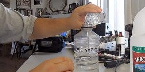 how to make fog juice without glycerin