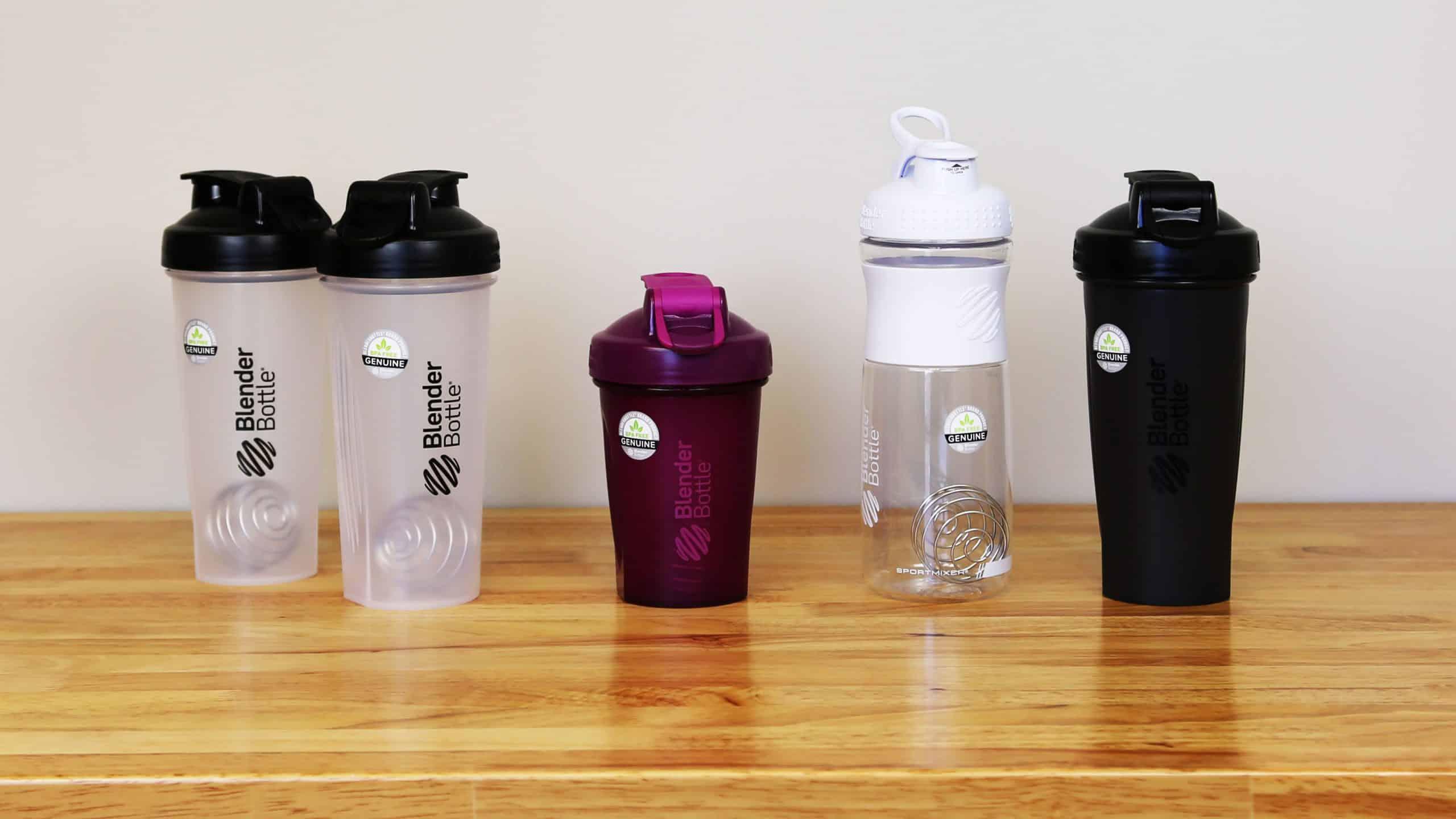 Are Blender Bottles Microwave Safe