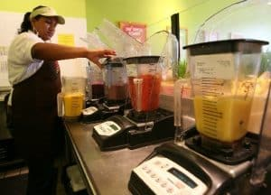 what blenders do jamba juice use